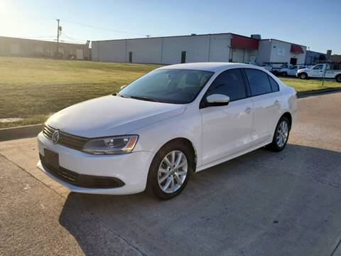 2012 Volkswagen Jetta for sale at DFW Autohaus in Dallas TX