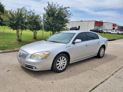 2010 Buick Lucerne for sale at DFW Autohaus in Dallas TX