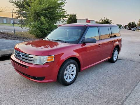 2009 Ford Flex for sale at DFW Autohaus in Dallas TX