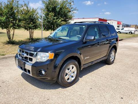 2009 Ford Escape Hybrid for sale at DFW Autohaus in Dallas TX