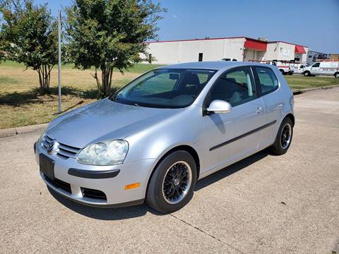 2008 Volkswagen Rabbit for sale at DFW Autohaus in Dallas TX