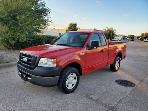 2008 Ford F-150 for sale at DFW Autohaus in Dallas TX