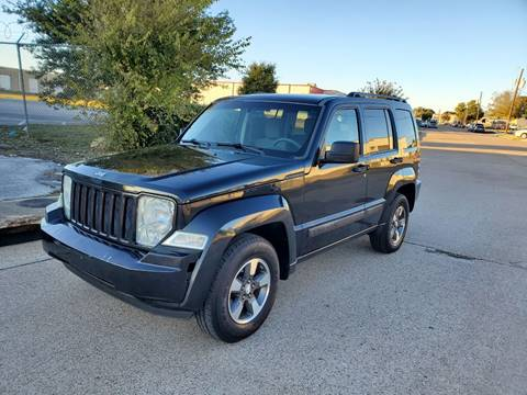 2008 Jeep Liberty for sale at DFW Autohaus in Dallas TX