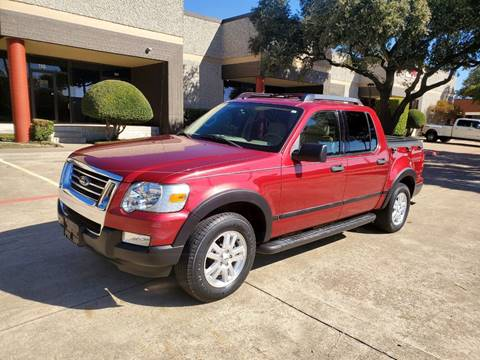 2008 Ford Explorer Sport Trac for sale at DFW Autohaus in Dallas TX
