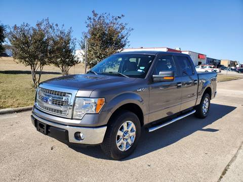 2013 Ford F-150 for sale at DFW Autohaus in Dallas TX