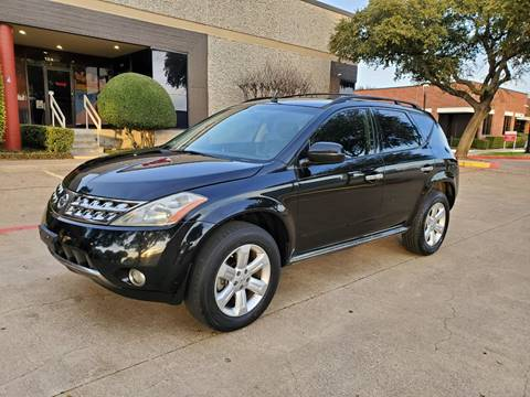 2007 Nissan Murano for sale at DFW Autohaus in Dallas TX