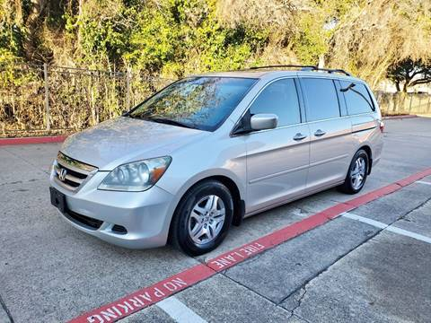 2005 Honda Odyssey for sale at DFW Autohaus in Dallas TX