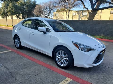 2018 Toyota Yaris iA for sale at DFW Autohaus in Dallas TX