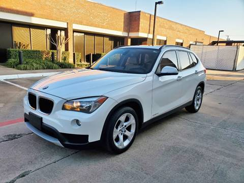 2014 BMW X1 for sale at DFW Autohaus in Dallas TX