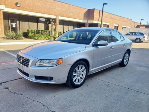 2009 Volvo S80 for sale at DFW Autohaus in Dallas TX