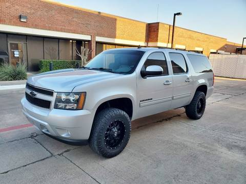 2012 Chevrolet Suburban for sale at DFW Autohaus in Dallas TX