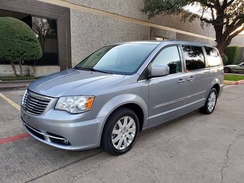 2014 Chrysler Town and Country for sale at DFW Autohaus in Dallas TX