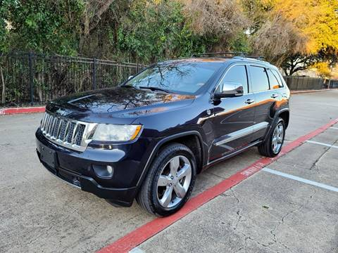 2011 Jeep Grand Cherokee for sale at DFW Autohaus in Dallas TX