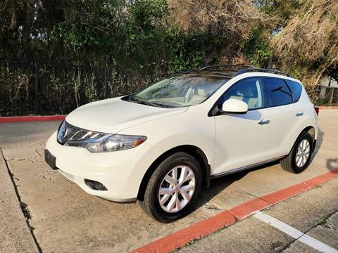 2011 Nissan Murano for sale at DFW Autohaus in Dallas TX