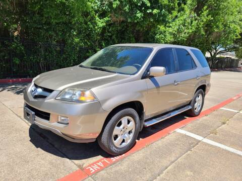 2005 Acura MDX for sale at DFW Autohaus in Dallas TX