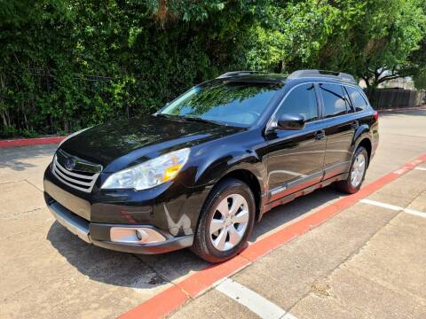 2011 Subaru Outback for sale at DFW Autohaus in Dallas TX