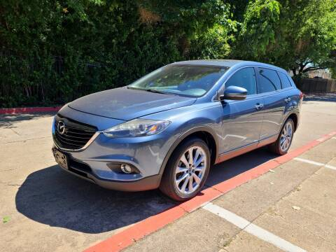2014 Mazda CX-9 for sale at DFW Autohaus in Dallas TX