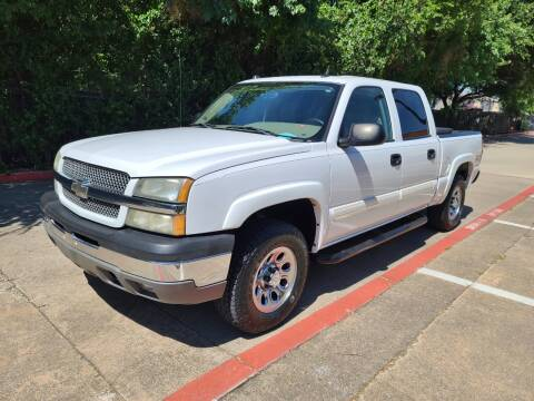 2005 Chevrolet Silverado 1500 for sale at DFW Autohaus in Dallas TX