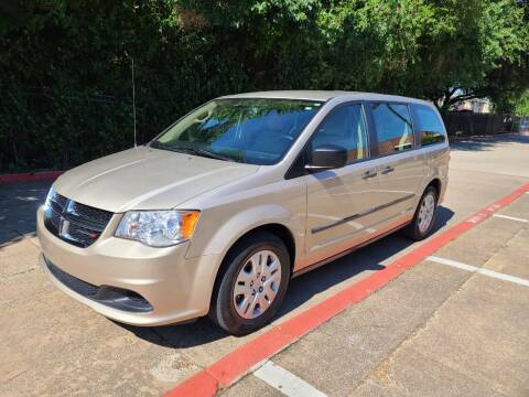 2014 Dodge Grand Caravan for sale at DFW Autohaus in Dallas TX