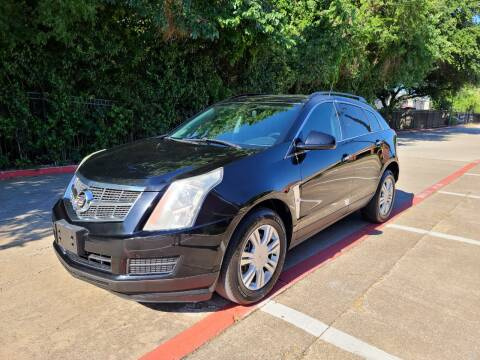 2012 Cadillac SRX for sale at DFW Autohaus in Dallas TX