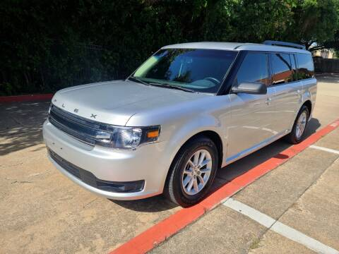 2014 Ford Flex for sale at DFW Autohaus in Dallas TX