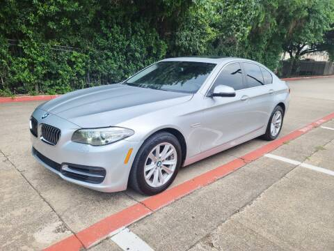 2014 BMW 5 Series for sale at DFW Autohaus in Dallas TX