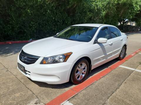 2012 Honda Accord for sale at DFW Autohaus in Dallas TX