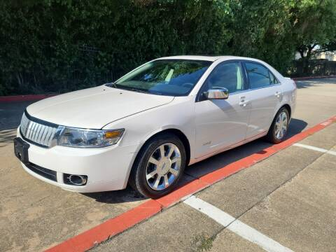 2009 Lincoln MKZ for sale at DFW Autohaus in Dallas TX