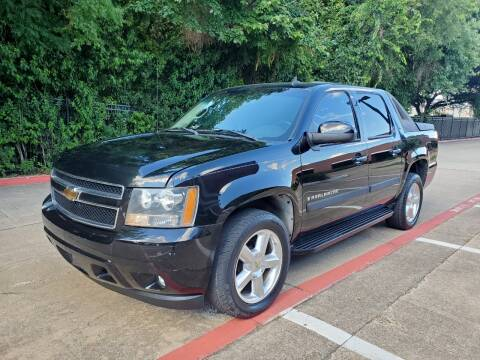 2007 Chevrolet Avalanche for sale at DFW Autohaus in Dallas TX