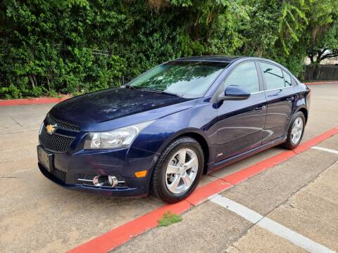 2011 Chevrolet Cruze for sale at DFW Autohaus in Dallas TX
