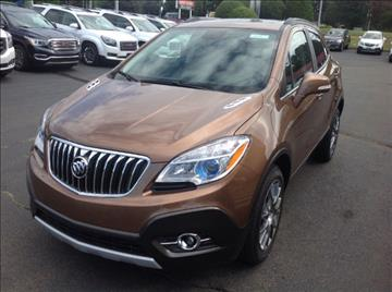 2016 Buick Encore for sale in Branford, CT