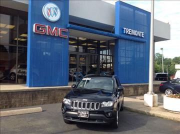 2015 Jeep Compass for sale in Branford, CT