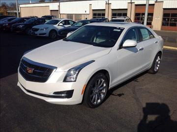 2017 Cadillac ATS for sale in Branford, CT