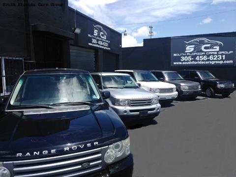 2006 Land Rover Range Rover Sport for sale in Miami, FL