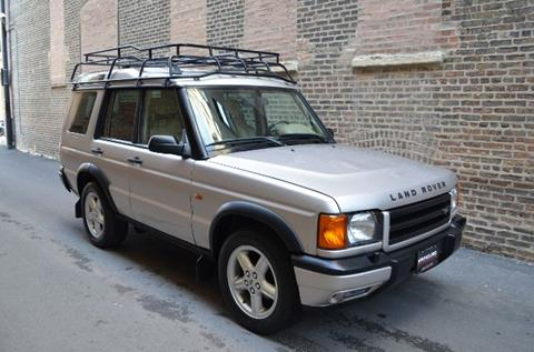 Land Rover Discovery Series II For Sale in Vincennes, IN ...