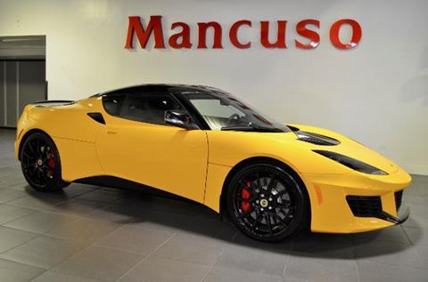 2018 Lotus Evora 400 for sale in Chicago, IL