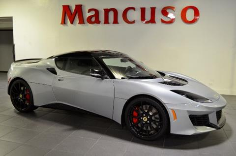 2018 Lotus Evora 400 For Sale In Chicago, IL
