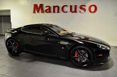 Aston Martin V Vantage For Sale In Illinois Carsforsalecom - Aston martin vantage v8