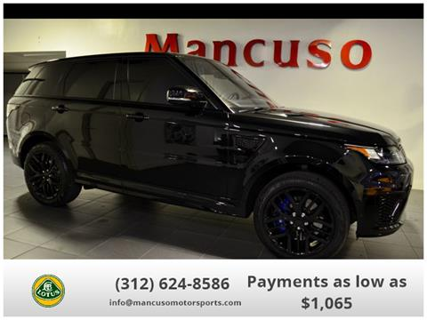 2015 Land Rover Range Rover Sport for sale in Chicago, IL