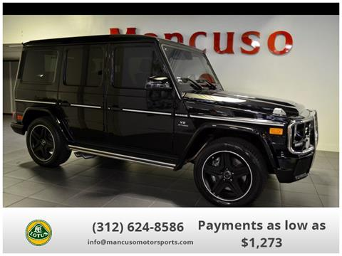 2013 Mercedes-Benz G-Class for sale in Chicago, IL