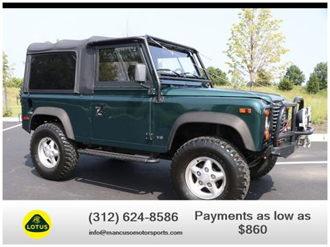 1997 Land Rover Defender for sale in Chicago, IL