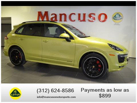 2016 Porsche Cayenne for sale in Chicago, IL
