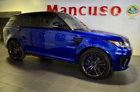 2016 Land Rover Range Rover Sport for sale in Chicago, IL