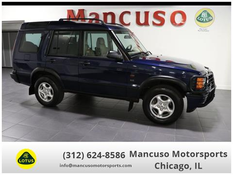 2001 Land Rover Discovery Series II for sale in Chicago, IL