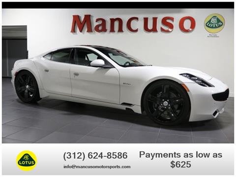 2012 Fisker Karma for sale in Chicago, IL