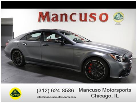 2017 Mercedes-Benz CLS for sale in Chicago, IL