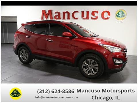 2013 Hyundai Santa Fe Sport for sale in Chicago, IL