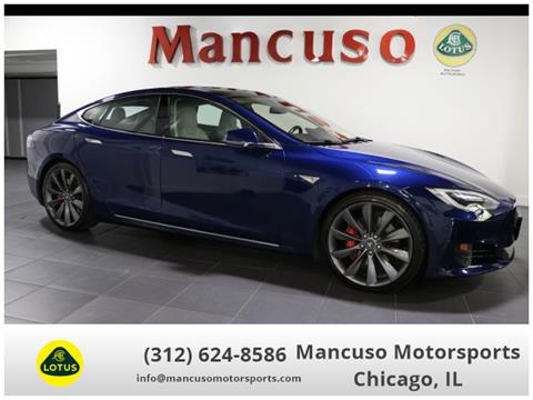 2016 Tesla Model S for sale in Chicago, IL