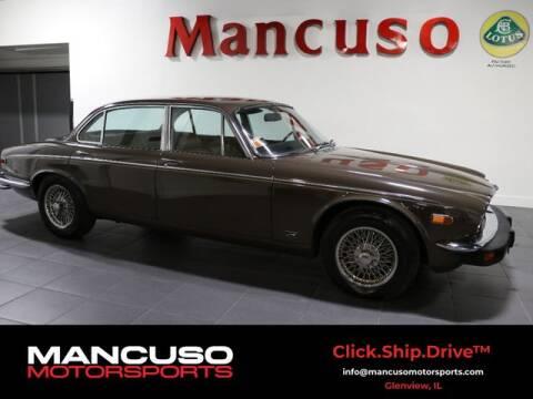 1976 Jaguar XJ12 for sale at Mancuso Motorsports in Glenview IL