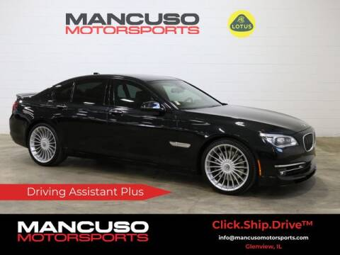 2015 BMW 7 Series for sale at Mancuso Motorsports in Glenview IL